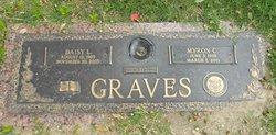 Myron C Graves