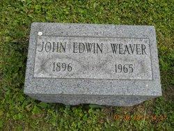 John Edwin Weaver