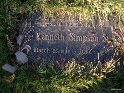 Kenneth Simpson, Sr