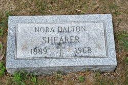 "Hanorah C. ""Nora"" <I>Dalton</I> Shearer"