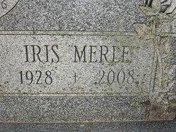 Iris <I>Merle</I> Stark