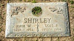 John M Shirley