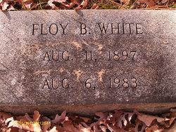 Floy <I>Blackwood</I> White