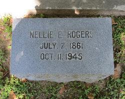 Nellie E. <I>Wynne</I> Rogers