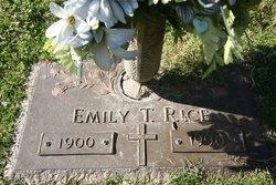 Emily T. Rice