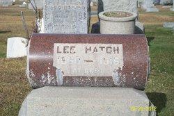 Lee Hatch