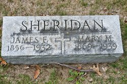 Mary M <I>Willacker</I> Sheridan