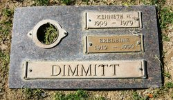 Kenneth H Dimmitt