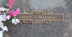 George F Marshall