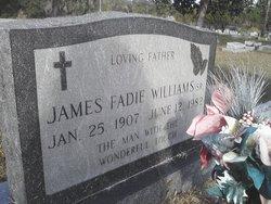 James Fadie Williams, Sr