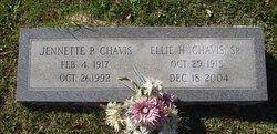 Jennette <I>Page</I> Chavis