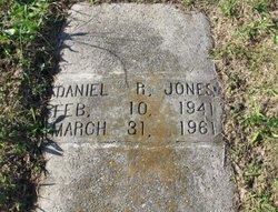 Daniel R. Jones