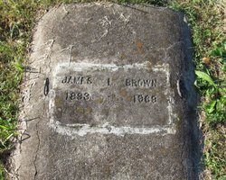 James I. Brown