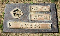 William B Hobbs