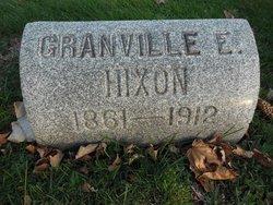 Granville E. Hixon