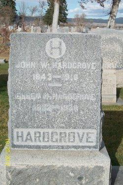 John W Hardgrove