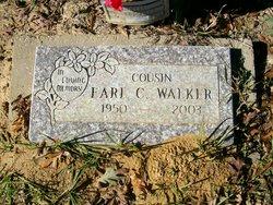 Earl C Walker