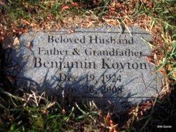 Benjamin Koyton