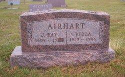 Viola Jeanette <I>Berhow</I> Airhart