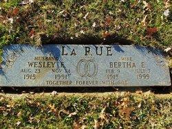Bertha E. LaRue