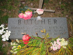 Thomas V Butcher