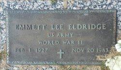 Emmett Lee Eldridge