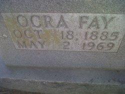 Ocra Fay Wilton