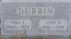 Irma L. <I>Durbin</I> Durbin