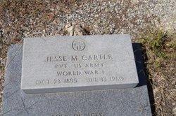 Jesse M. Carter