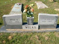 Jossie D Wilks