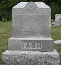 Sarah <I>Gross</I> Nash