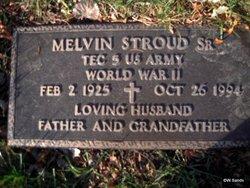 Melvin Stroud, Sr