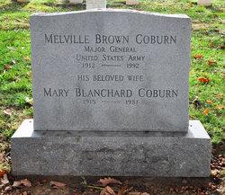 Mary <I>Blanchard</I> Coburn