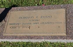 Donald E. Evans