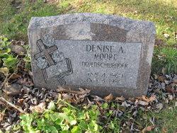 Denise A <I>Nevenschwander</I> Moore