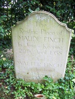 Maude Finch