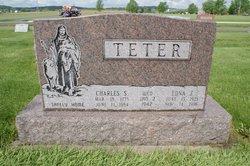 Edna June <I>Doney</I> Teter