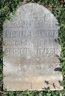 Blain Layton