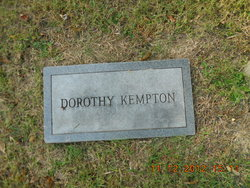 Dorothy Kempton