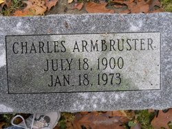 Charles Armbruster