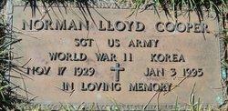 Norman Lloyd Cooper
