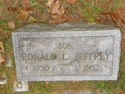 "Ronald L ""Infant"" Jeffrey"