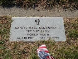 Daniel Hall McKenney, Jr