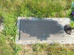 Derold Curtis Irvin