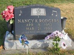 Nancy Kay <I>Greenlief</I> Rodgers