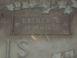 Esther B Davis