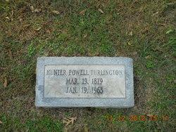 Hunter Powell Turlington