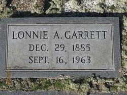 Lonnie A Garrett