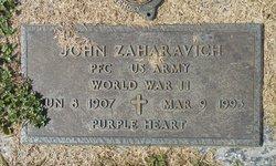 John Zaharavich
