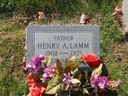Henry Allie Lamm
